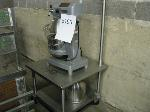 Lot: 5196 - Hobart Mixer w/ Cart