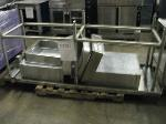 Lot: 5200 - Stainless Steel Table