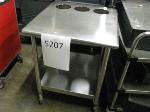 Lot: 5207 - (4) Serving Carts