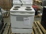Lot: 5217 - Spectra Electric Stove