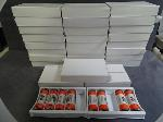 Lot: RL 124 - (29) BOXES U.S. MINT $10 ROLLS STATE QUARTERS - MT. HOOD, GRAND CANYON, GUAM, NC, RI, TN, ETC.
