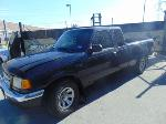 Lot: B701081 - 2002 FORD RANGER EXT CAB PICKUP