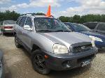 Lot: 123-469201 - 2003 HYUNDA SANTA FE SUV