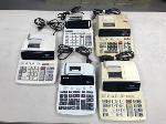Lot: 1 - (4) Calculators
