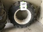 Lot: 34 - NEW HOLND TL90 TIRE ASSEMBLY