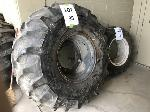 Lot: 35 - VIBROMAX 1105PD TIRE ASSEMBLY