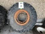 Lot: 74 - FIRESTONE  TIRE ASSEMBLY