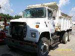 Lot: V401 - 1995 Ford L8000 Dump Truck