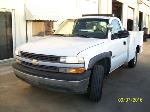Lot: V402 - 2002 Chevy 2500 Utility Truck