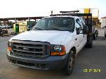 Lot: V407 - 2000 Ford F350 Dump Truck