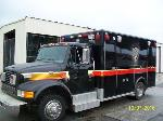 Lot: V410 - 1995 International 4700 Ambulance