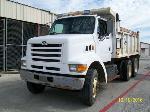 Lot: V411 - 1997 Ford L8000 Dump Truck