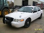 Lot: V419 - 2008 Ford Crown Victoria