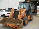 Lot: V421 - 2007 Case 580M Turbo Backhoe