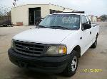 Lot: V424 - 2001 Ford F150 Pickup