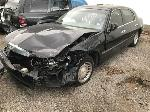 Lot: 652973 - 2002 LINCOLN TOWN CAR