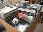 Lot: 1213 - Box Full of Plastic
