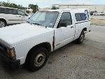 Lot: 1215 - 1991 Chevrolet S10 Pickup w/ Bed Cover