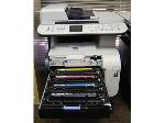 Lot: 4 - HP Color LaserJet Printer