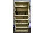 Lot: 37 - Metal Shelf w/ Dividers