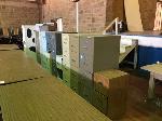Lot: 04 - (13) Filing Cabinets
