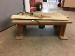 Lot: 11 - Router Table