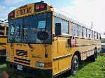 Lot: 124 - 2001 IHC AmTran Bus