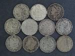 Lot: 2522 - (11) 1879 - 1921 MORGAN DOLLARS