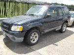 Lot: 1706634 - 2002 Ford Explorer Sport SUV