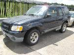 Lot: 1706634 - 2002 Ford Explorer Sport SUV