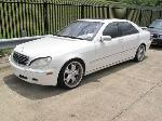 Lot: 1706650 - 2001 Mercedes-Benz S430