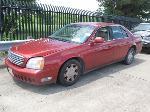 Lot: 1706671 - 2001 Cadillac Deville