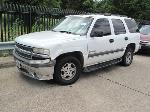 Lot: 1706848 - 2001 Chevrolet Tahoe SUV - Key*