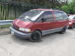 Lot: 1706862 - 1993 Toyota Previa Van