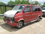Lot: 1706895 - 1998 Chevrolet Astro Van