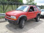 Lot: 1706989 - 2000 Chevrolet Blazer SUV