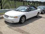 Lot: 1707105 - 1999 Chrysler Sebring - Key* & Starts