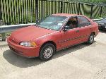 Lot: 1707167 - 1993 Honda Civic