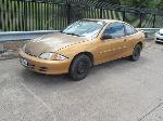 Lot: 1707300 - 2002 Chevrolet Cavalier