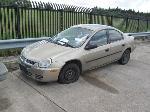 Lot: 1707418 - 2003 Dodge Neon