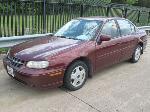 Lot: 1707819 - 2001 Chevrolet Malibu