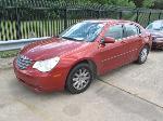 Lot: 1707923 - 2007 Chrysler Sebring  - Key* & Starts
