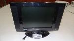 Lot: 02-18559 - 15-inch Sharp TV
