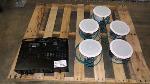 Lot: 02-18592 - (5) Ceiling Speakers & Amplifier