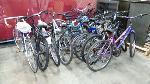 Lot: 02-18606 - (13) Bikes
