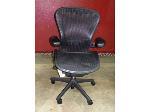 Lot: 02-18614 - Herman Miller Aeron Chair
