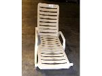 Lot: 02-18619 - Grosfillex Chaise Lounge Chair