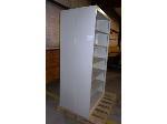 Lot: 02-18623 - (2) Metal Bookshelves