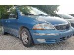 Lot: 072 - 2002 Ford Windstar Van