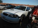 Lot: 07-884780 - 2003 FORD MUSTANG